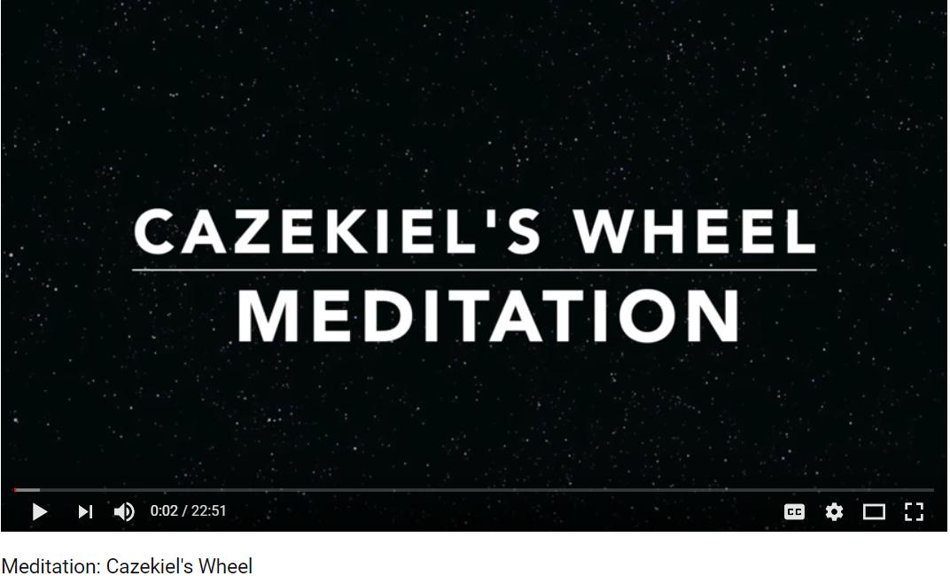 Cazekiels Wheel meditation