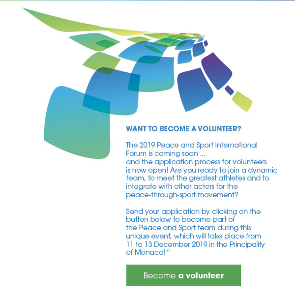 WANT TO BECOME A VOLUNTEER
