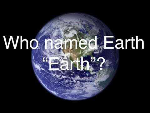 Earth Mystery | WHO named your planet?  Hqdefault