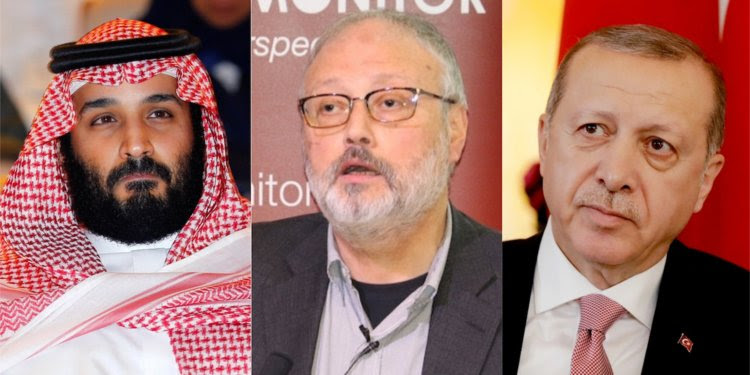 Khashoggi Killing Plot Blown Wide Open! Perps Unmasked!