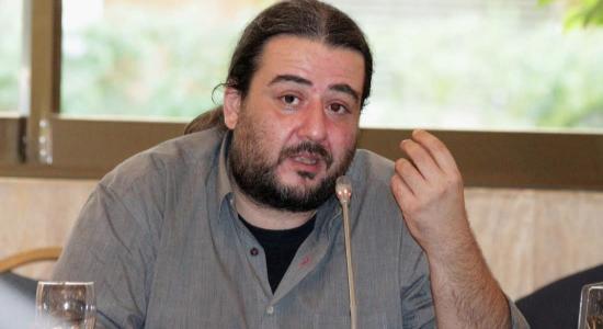 Tassos Koronakis | Secretario General de Syriza | Foto: Partido de la Izquierda Europea