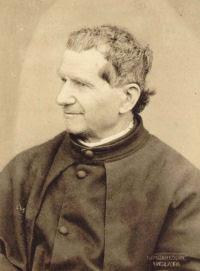 Święty Jan Bosko - zdjęcie z 16 marca 1886 r.