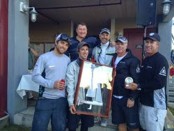 Terry Hutchinson- wins J/70 Fall Brawl