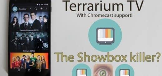 Terrarium TV 520x245 - Terrarium TV v1.8.1 (Mod Ad Free) Premium Apk, Series e Filmes Online - 19/10/2017