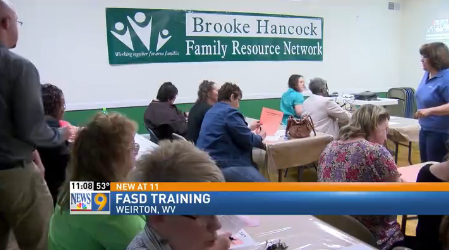 FASD training west virginia
