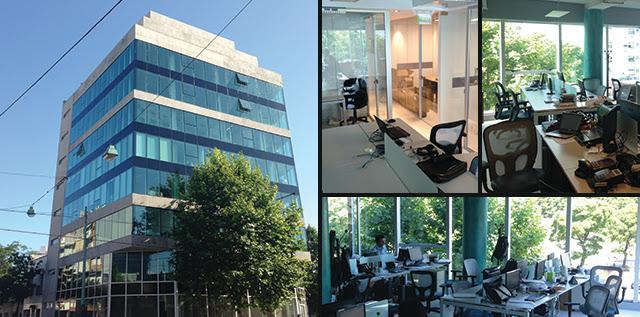 Nuevas Oficinas en Parque Patricios - CABA - Buenos Aires
