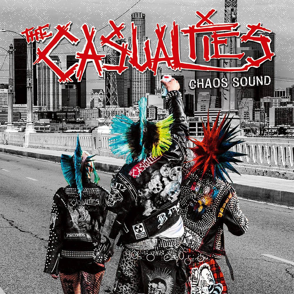 THE CASUALTIES album cover