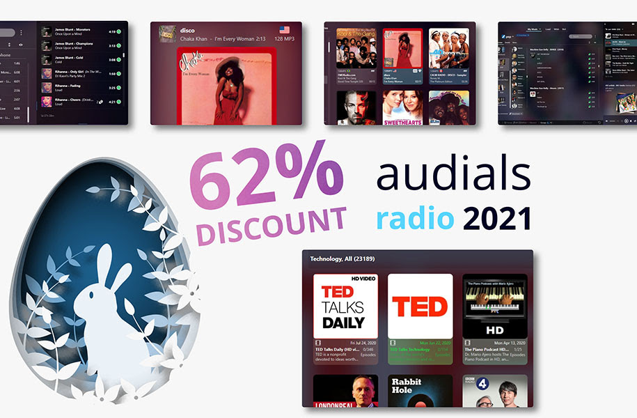 Audials Radio 2021 Discount Sale