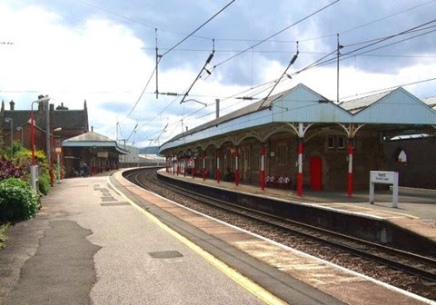 Work starts to make Penrith railway station accessible for all