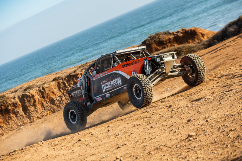 Broc Dickerson, Alumi Craft, Bink Designs, FOX, BFGoodrich Tires, Baja 500