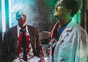 John Grady & Johnny Depp
