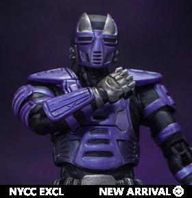 Mortal Kombat VS Series Cyber Ninja Smoke 1/12 Scale NYCC 2019 Exclusive Figure