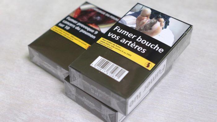 Le paquet de cigarettes à 10 euros d'ici 2020