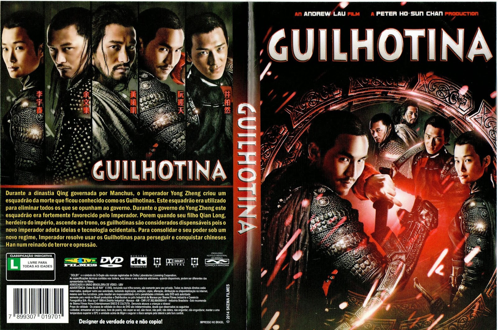Guilhotina Torrent – BluRay Rip 720p Dublado (2014)