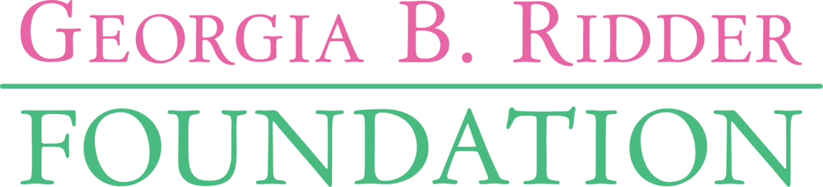 Georgia B. Ridder Foundation Logo color