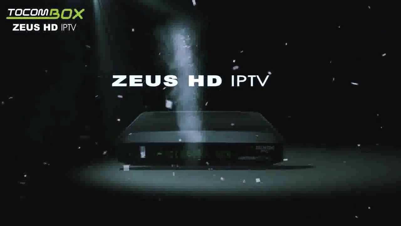 SKS ZEUS IPTV - TOCOMBOX ZEUS IPTV NOVA ATUALIZAÇÃO V3.047 - 11/10/2018