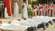 Les ordinations sacerdotales en 2016