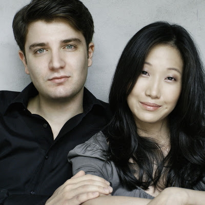 Alessio Bax and Lucille Chang