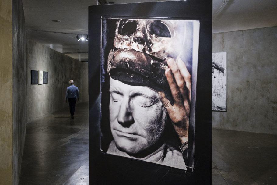 Exposição de Sofia Borges. 33a Bienal de São Paulo