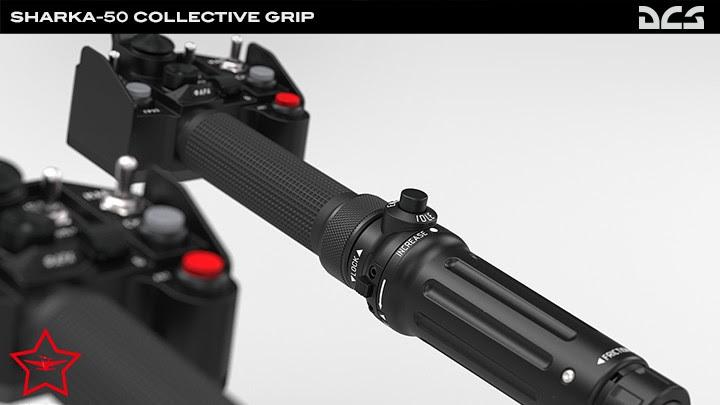 VPC SharKa-50 Collective Grip