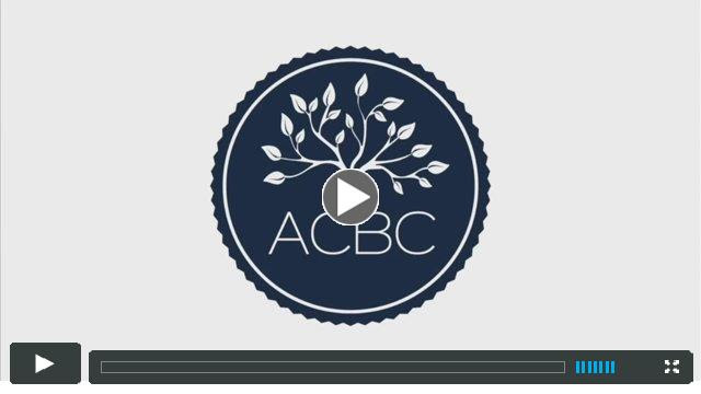 ACBC - Why Counseling?