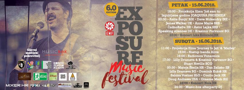 Sve što trebate znati o Exposure Music Festivalu!