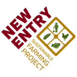 New Entry Sustainable Farming Project Logo