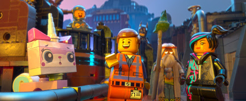 A Short, Spoiler-Free LEGO Movie Review