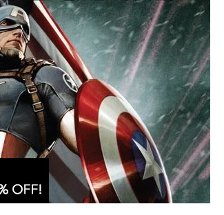 Celebrate the Fourth with FOUR Marvel Sales: up to 75% off!
