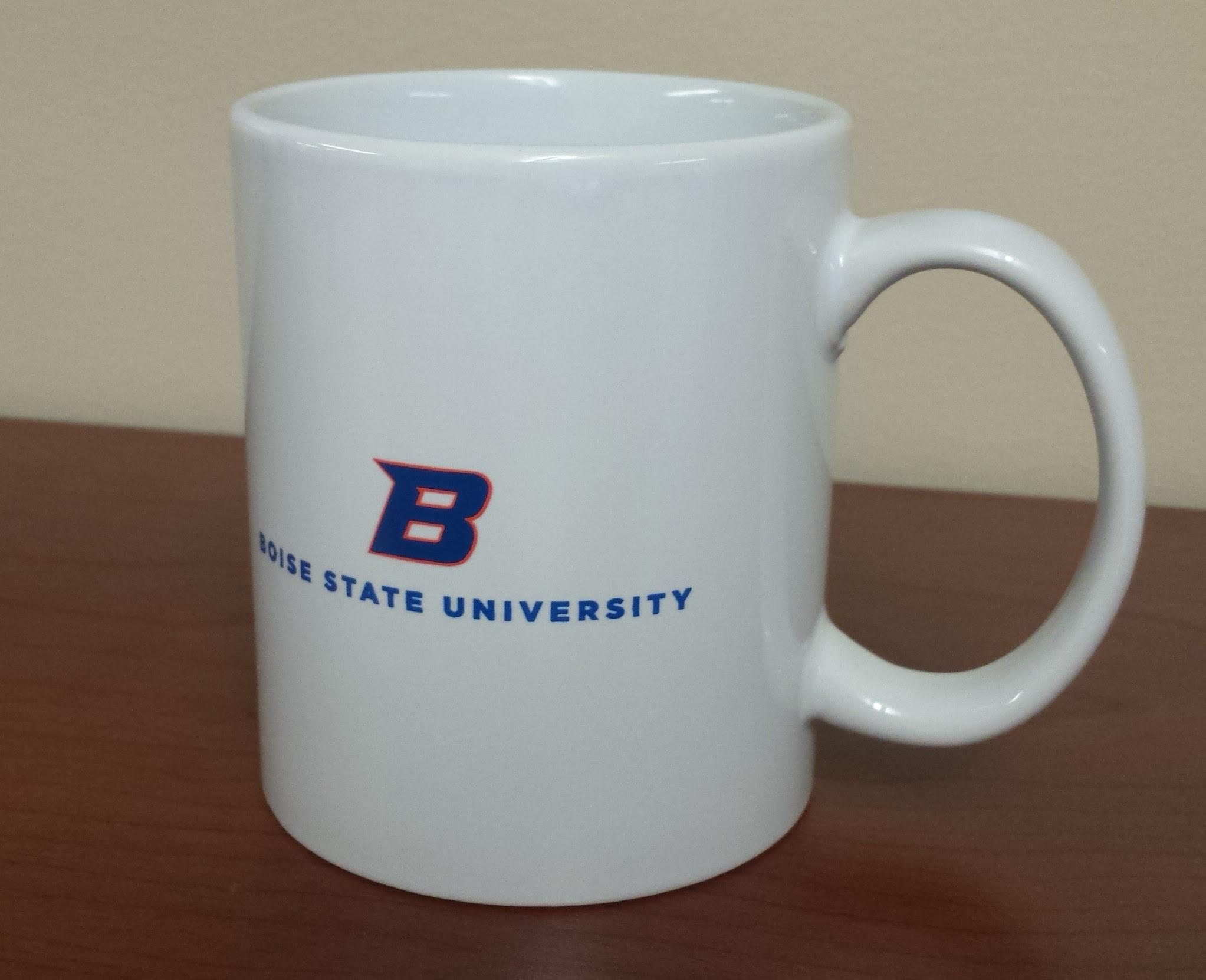 Boise State coffee mug