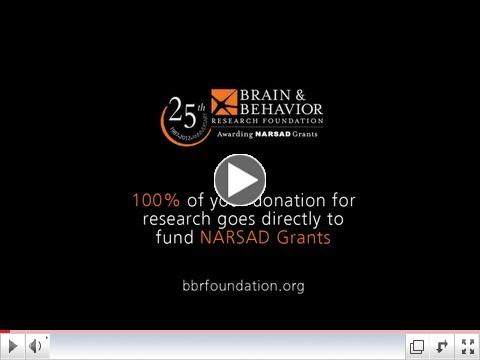 INNOVATIVE RESEARCH The Brain & Behavior Research Foundation