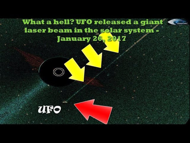 UFO News - Black UFO Hides Over Clouds Caught By NASA Space Station Cam and MORE Sddefault