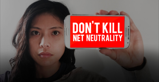 Don't end Net Neutrality