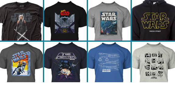 Star Wars Shirts