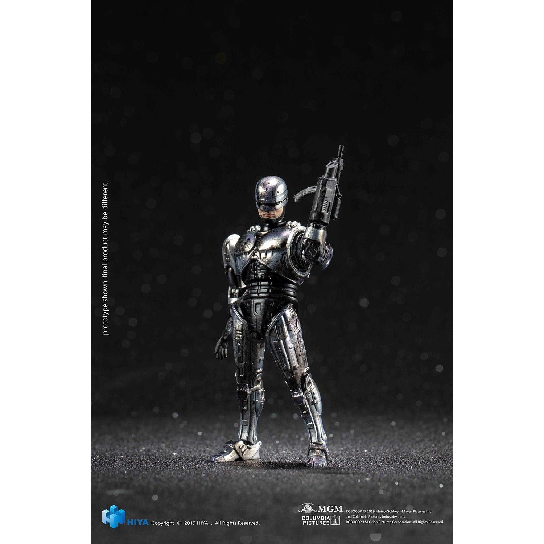 Image of RoboCop 3 RoboCop (Battle Damaged) PX Previews Exclusive Figure - NOVEMBER 2020