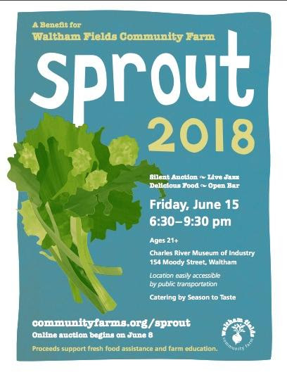 Come to Sprout 2018_