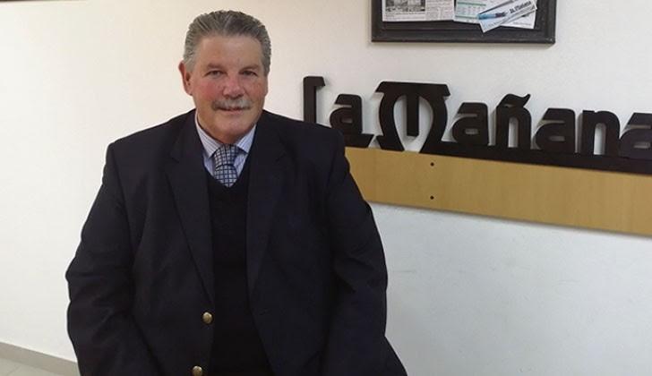 Coronel retirado Alberto Romanelli. Foto: La Mañana.uy