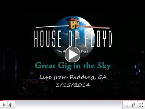 House of Floyd - Great Gig in the Sky