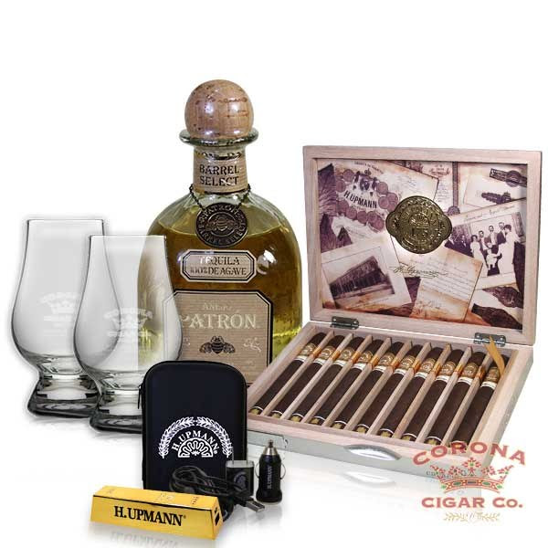 Image of H. Upmann & Patron Virtual Event Package