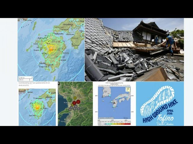 Massive Earthquake Hits Kumamoto Shi, Japan April 15, 2016  Sddefault