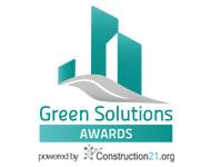 Green Building & Solutions Awards 2018