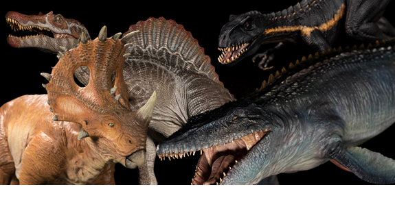 Jurassic Series