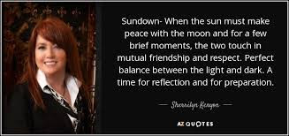 Image result for sun and moon in balance