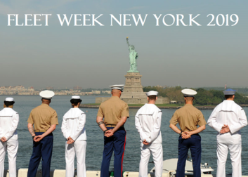 Fleet Week New York 2019