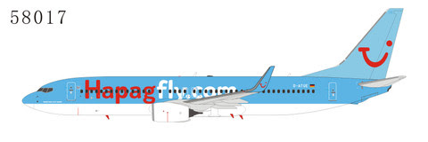 Boeing 737-800 Hapag Fly.com | is due: July 2019