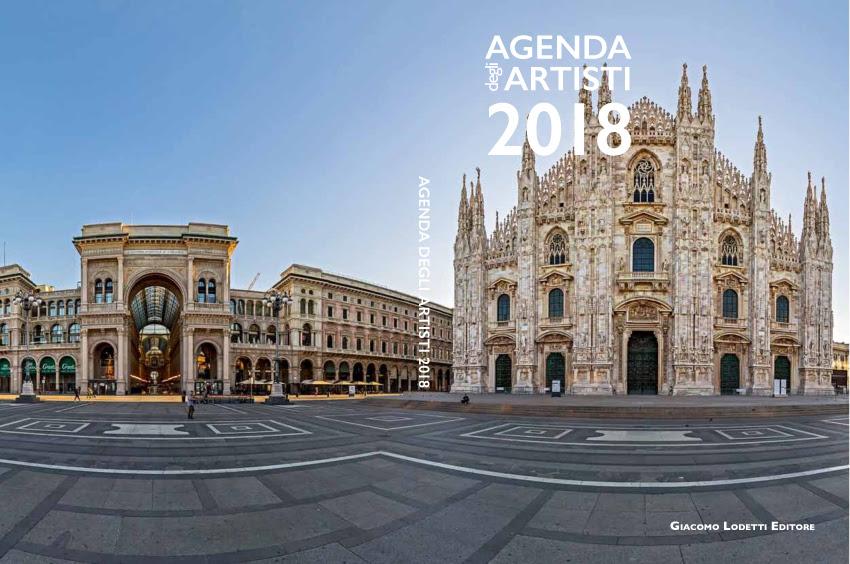 Agenda degli Artisti 2018