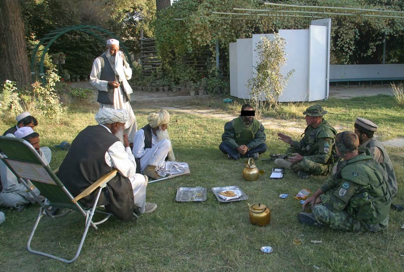 A glimmer of hope for Afghan interpreters left behind