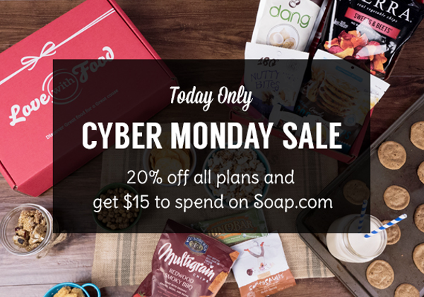 Cyber Monday sale: 20% off all subscriptions