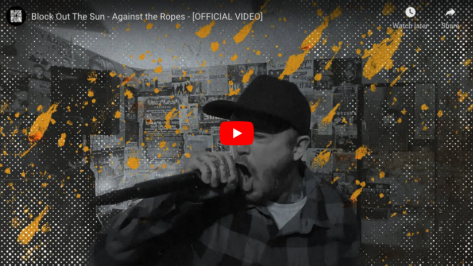 Block Out The Sun - Against the Ropes Official Video