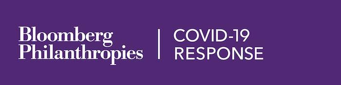 Bloomberg Philanthropies Coronavirus Response